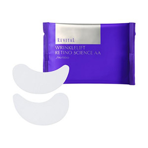 Лифтинговые патчи для глаз Shiseido Revital Wrinklelift Retino Science AA