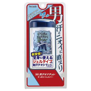 Мужской дезодорант - гель для тела  DEONATULLE Otoro Sukkiri Gel Bar