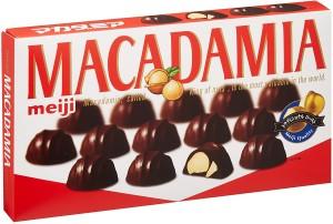 Конфеты Meiji MACADAMIA