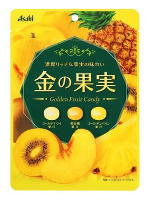 Фруктовые леденцы Asahi Gold Fruit Candy