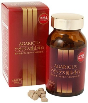Экстракт Агарика Kanehide Bio Co Ltd Agaricus Mycelium Grain