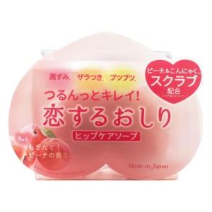 Полирующее мыло для ухода за кожей бедер и ягодиц PELICAN Love Hip Care Soap