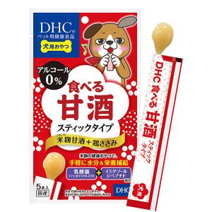 Диетическая закуска для собак DHC Rice Bran Amazake + Chicken Fillet