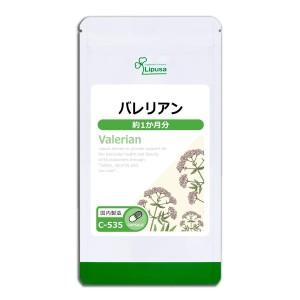 Экстракт валерианы Lipusa Valerian