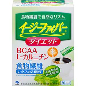 Пищевые волокна с аминокислотами Kobayashi Pharmaceutical Easy Fiber Diet