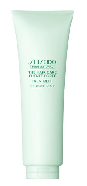 Тритмент для чувствительной кожи головы Shiseido Professional Fuente Forte Treatment Delicate Scalp