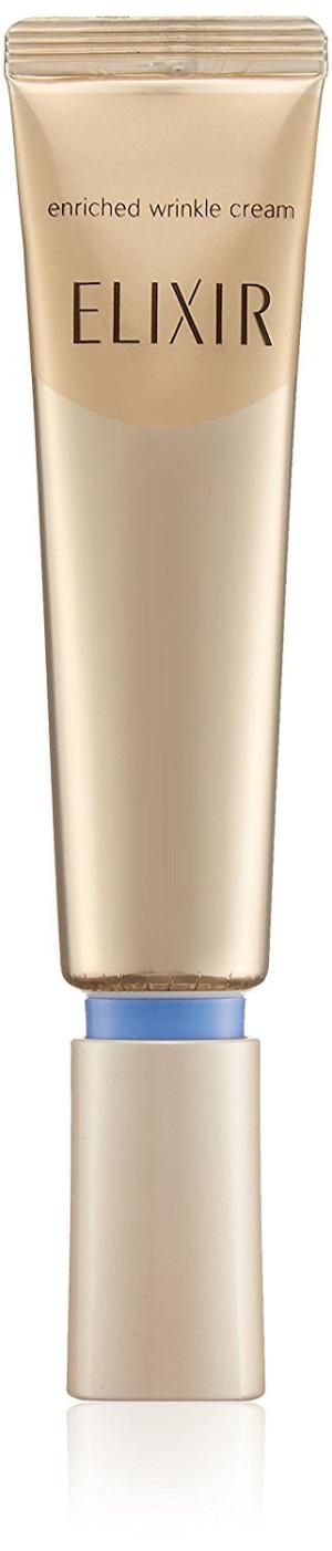 Крем против морщин вокруг глаз и губ Shiseido Enriched Wrinkle Cream Elixir