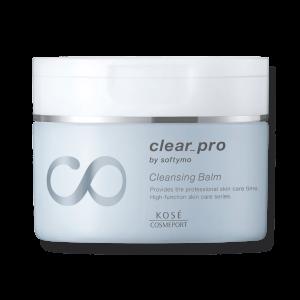 Очищающий бальзам для упругой кожи Kose Softymo Clear Pro Cleansing Balm
