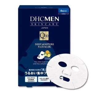 Мужская маска с коэнзимом Q10 DHC MEN Deep Moisture Face Mask