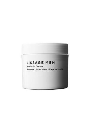 Увлажняющий мужской крем для тела Lissage Men Aroma Cream