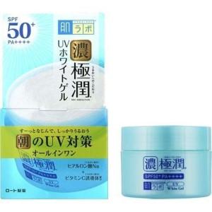 Солнцезащитный гель для лица с гиалуроновой кислотой и витамином С Hada Labo UV SPF50+ PA++++