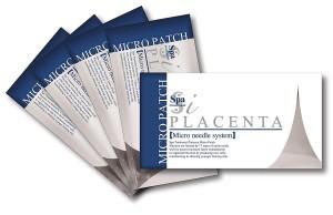 Плацентарные патчи под глаза с микроиглами Spa Treatment Placenta Micro Patch PL