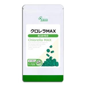 Хлорелла Lipusa Chlorella Max