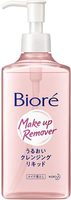 Увлажняющее масло для демакияжа Kao Biore Makeup Remover Moisturizing Cleansing Liquid