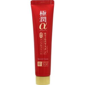 Крем вокруг глаз и губ Hada Labo Gokujyun Alpha Special Wrinkle Cream
