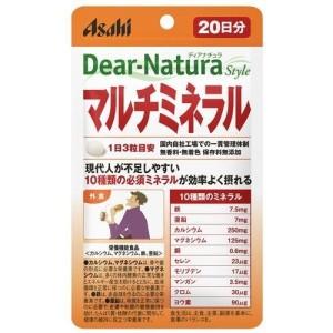 Комплекс из 10 минералов Asahi Dear-Natura  Style Multi Mineral