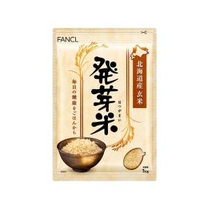 Пророщенный коричневый рис Fancl Germinated Brown Rice