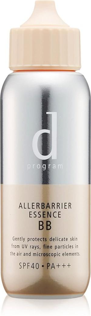 Дневная защитная эссенция с тональным эффектом Shiseido D Program Allerbarrier Essence BB Light (SPF40・PA +++)