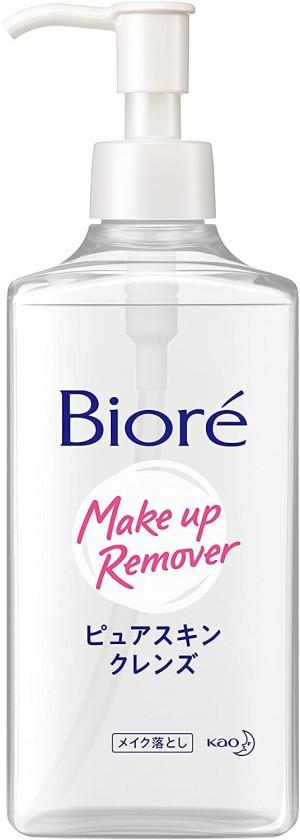 Очищающее масло для демакияжа Kao Biore Makeup Remover Pure Skin Cleansing Oil