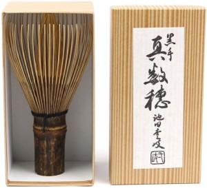 Бамбуковый венчик Часен для взбивания чая матча