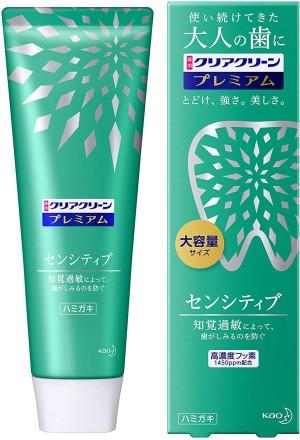 Лечебная зубная паста для чувствительных зубов KAO Clear Clean Premium Sensitive Medicated Toothpaste