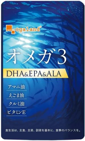 Омега-3 Ogaland Omega-3 DHA & EPA & ALA