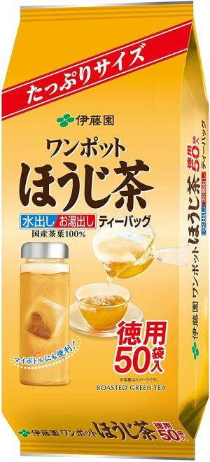Чай ходзича Ito En Hojicha Tea Bag
