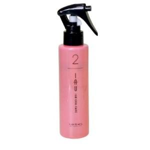 Протеиновая сыворотка - спрей серии Счастье для волос Lebel IAU Cell Care Fiber 2 для улучшения проникновения активных компонентов в структуру волос