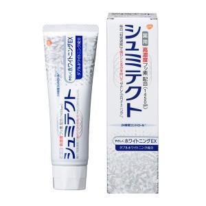Отбеливающая зубная паста Cosme Shumitekto EX для чувствительных зубов