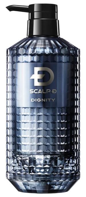 Мужской шампунь для роста волос ANGFA SCALP-D Dignity Premium Shampoo