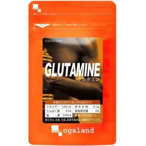 L-глютамин Glutamine Ogaland