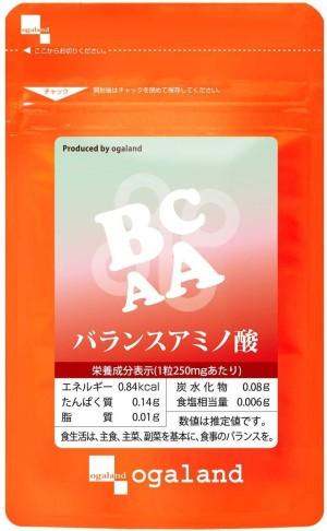 Сбалансированный комплекс аминокислот Ogaland BCAA