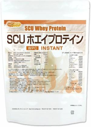 Сывороточный протеин NICHIGA SCU Whey Protein WPC