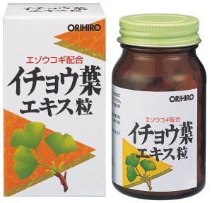Экстракт листьев гингко Orihiro