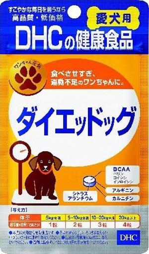 Комплекс для собак с избыточным весом DHC Diet Dog