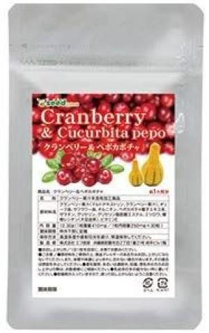 Комплекс при инконтиненции у женщин SeedComs Cranberry & Peppo Pumpkin