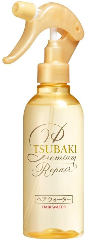 Премиальный мист для лечения волос Shiseido TSUBAKI Premium Repair Hair Water