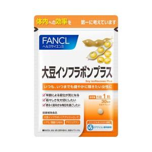 Изофлавоны сои для поддержания женского здоровья FANCL Soy Isoflavone Plus