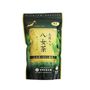 Зеленый чай гёкуро Koga Tea Honpo Yame Tea Gyokuro в пакетиках