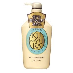 Гель для душа Shiseido KUYURA Body Care Soap