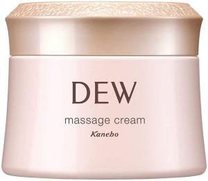 Массажный крем Kanebo DEW Massage Cream