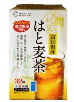 Чай из коикса Tsuboichi Tea Coix Seeds