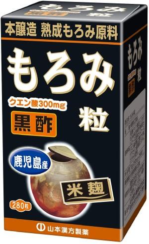 Экстракт мороми (черный уксус) Kanpo Yamamoto Moromi Grain