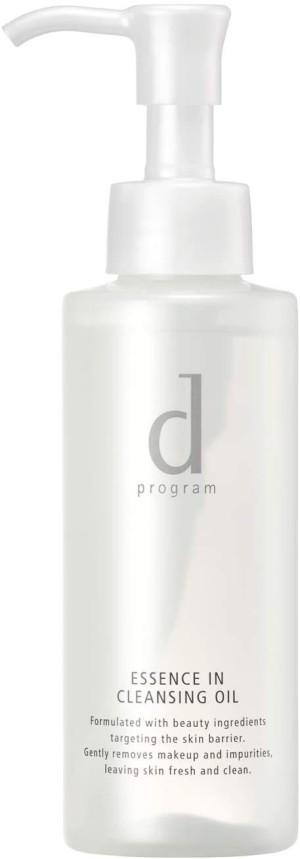 Очищающее масло для снятия макияжа Shiseido D Program Essence In Cleansing Oil