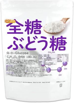 Глюкоза NICHIGA Glucose 100%