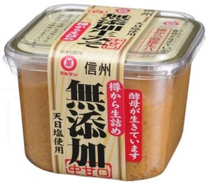 Белая мисо-паста Maruman Raw Miso White Additive-Free