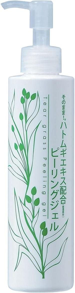 Гель-пилинг с экстрактом коикса при пигментации, папилломах и бородавках Peeling Gel With Pearl Barley Extract