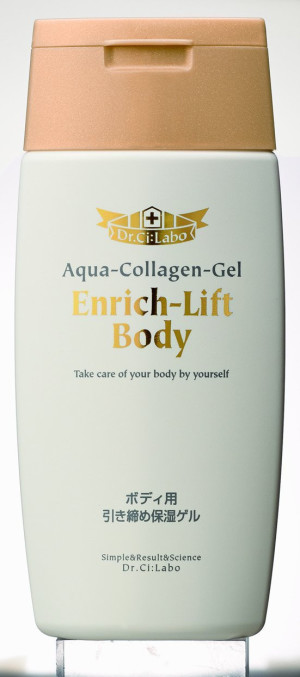 Крем-лифтинг для тела Dr Ci Labo Aqua-Collagen-Gel Enrich Lift Body