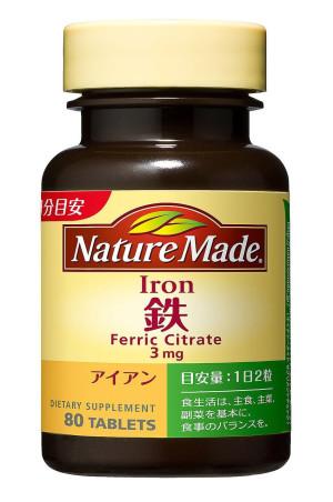 Железо Nature Made Iron