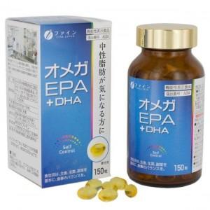 Рыбий жир Fine Japan Omega EPA + DHA